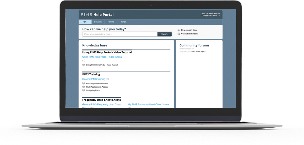 Macbook Help Portal
